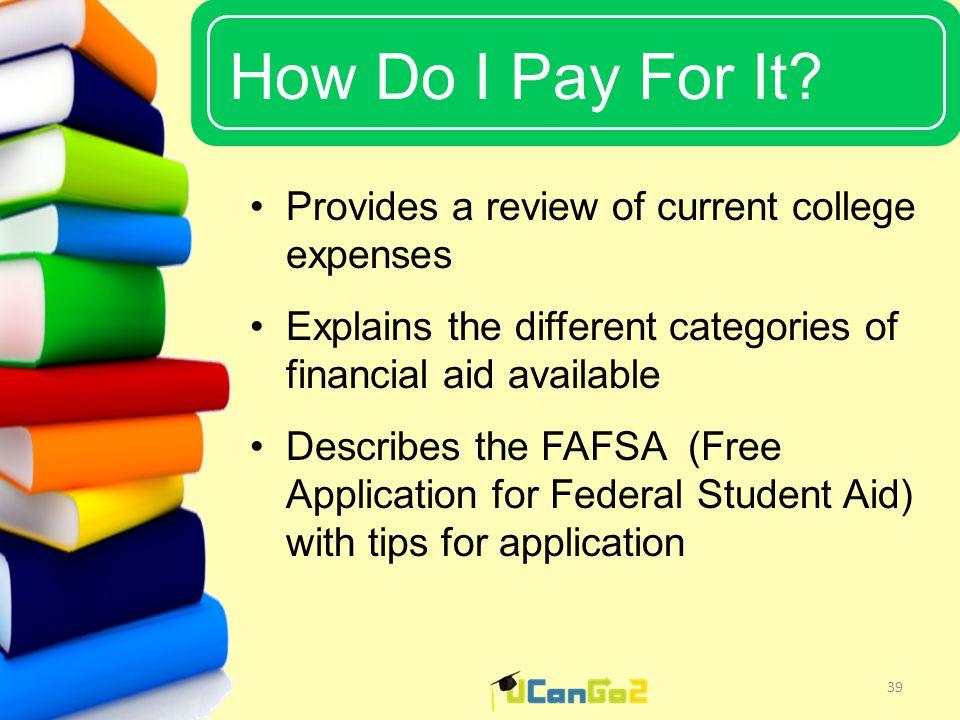 UCanGo2 How Do I Pay For It.