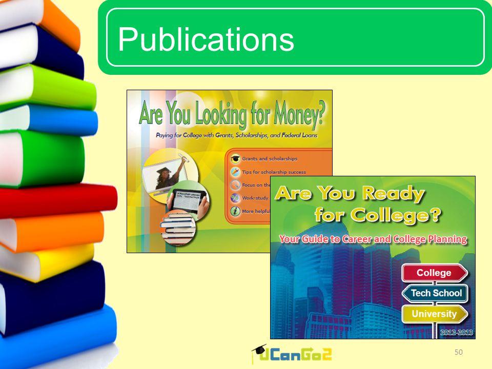 UCanGo2 Publications 50