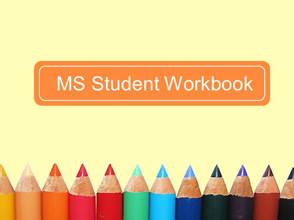 MS Student Workbook 51