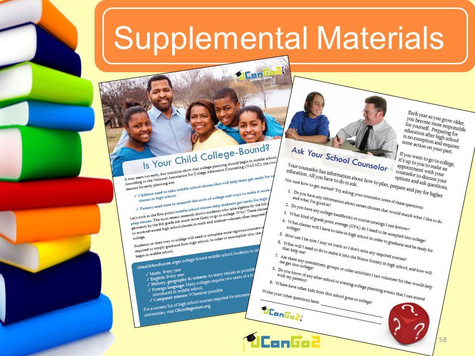 UCanGo2 Supplemental Materials 58
