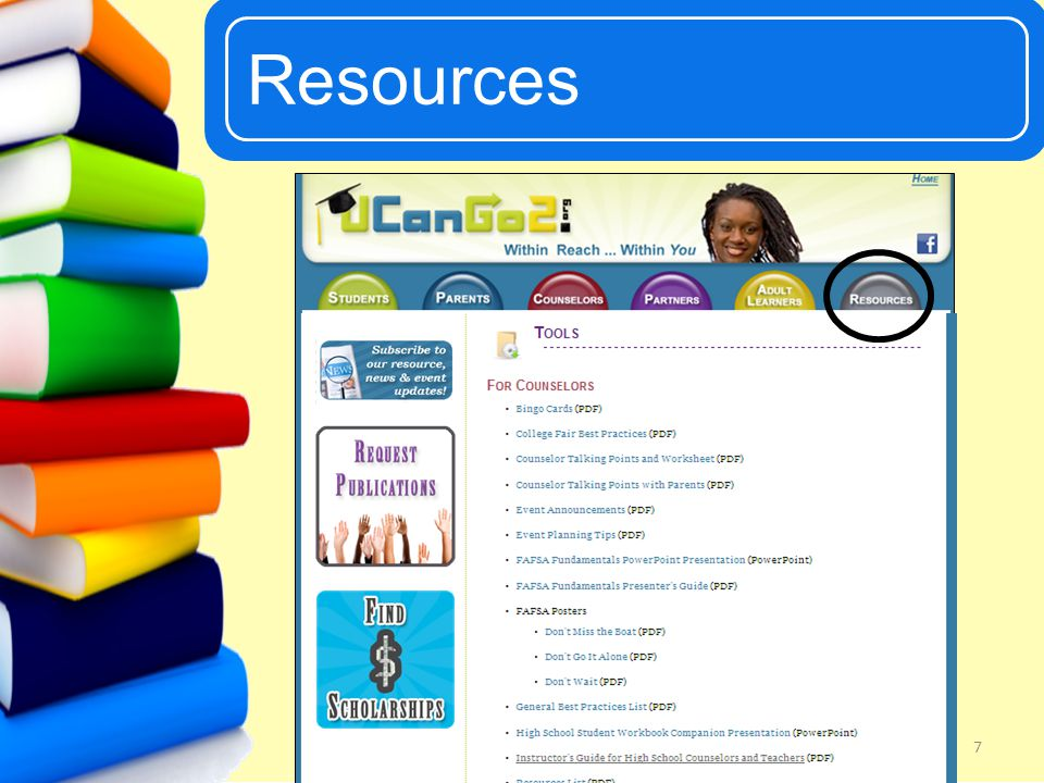UCanGo2 Resources 7