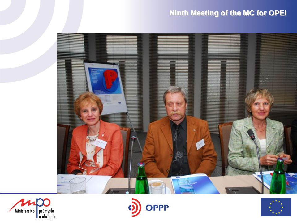 Ninth Meeting of the MC for OPEI