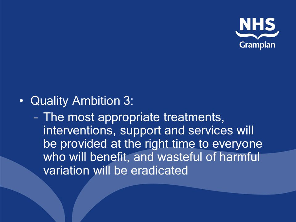 Sources of evidence for guidance 2011-2014 SIGN 115 (2010) 6 NICE (2006) 7 NHS Health Scotland Evaluation of the Implementation of HEAT 3 8 Data from the impact of HEAT 3 Interventions from individual boards