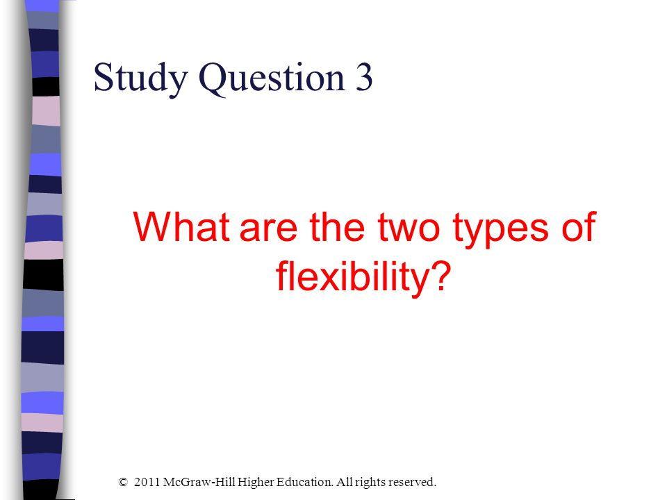 Study Question 8 Can you differentiate between the safe and contraindicated exercises illustrated in this chapter.
