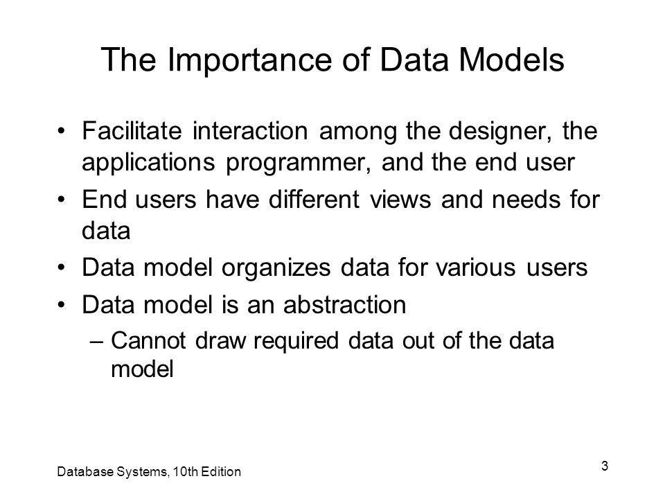 14 The Relational Model Developed by E.F.