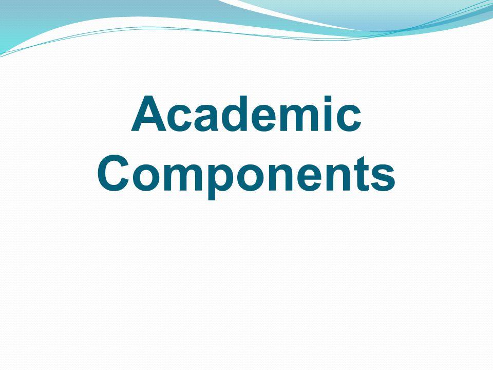 Academic Components