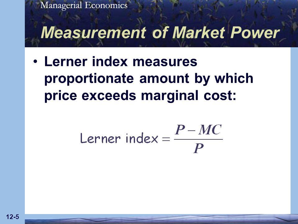 Managerial Economics 12-36 Maximizing Profit at Aztec Electronics: An Example Estimation of demand & marginal revenue