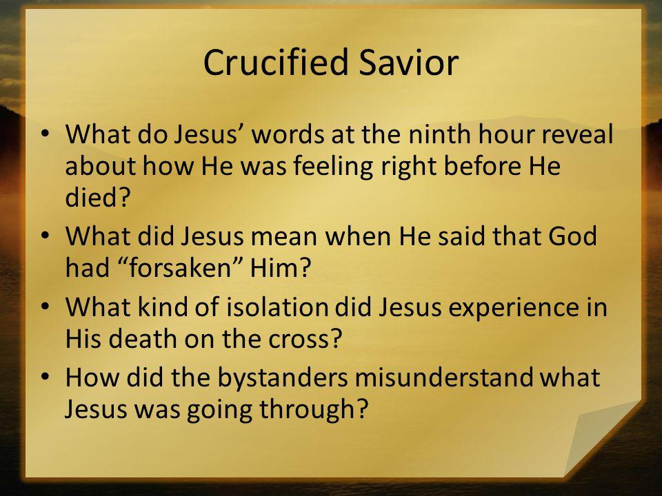 Application Jesus lives.