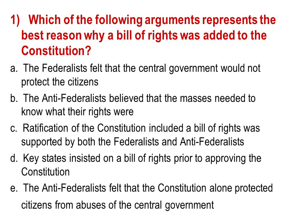 15) The right to die is an implicit right found in which part of the Constitution.