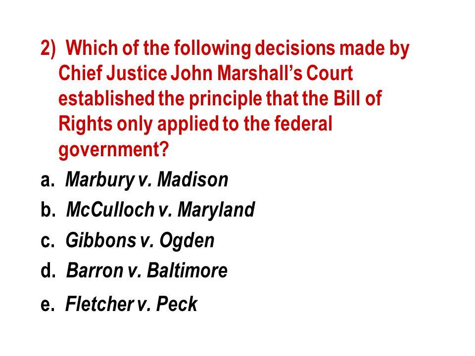 9) The principle established in the Supreme Court case of Texas v.