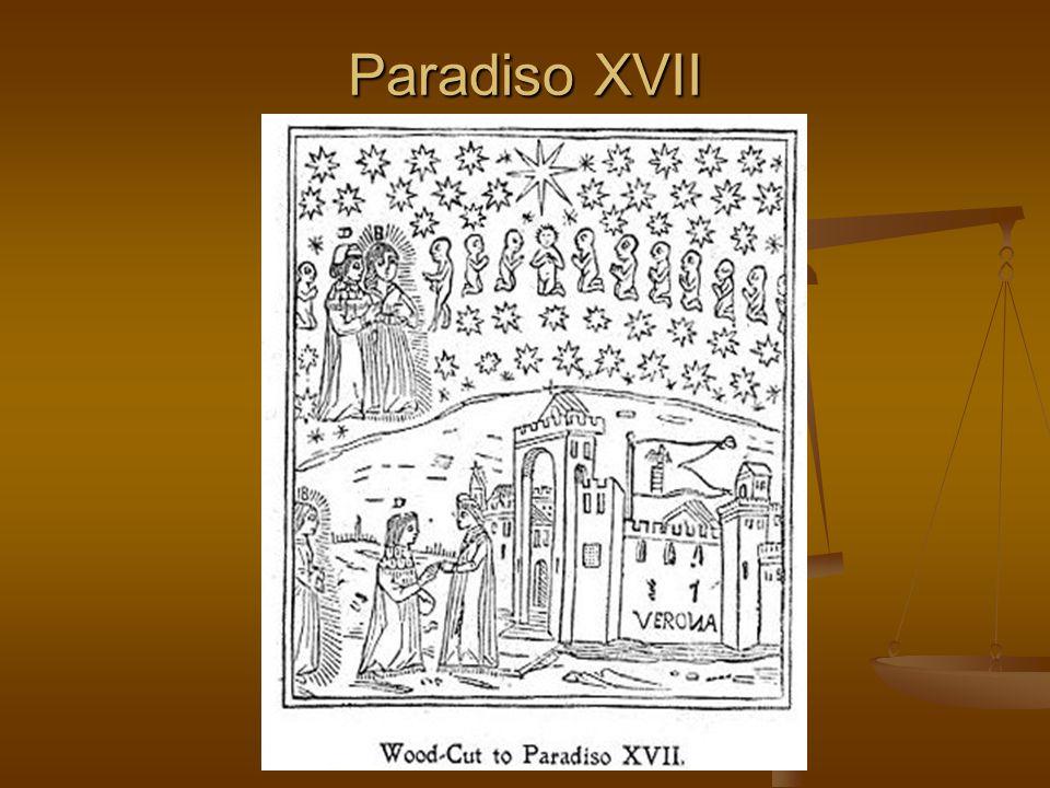 Paradiso XVII