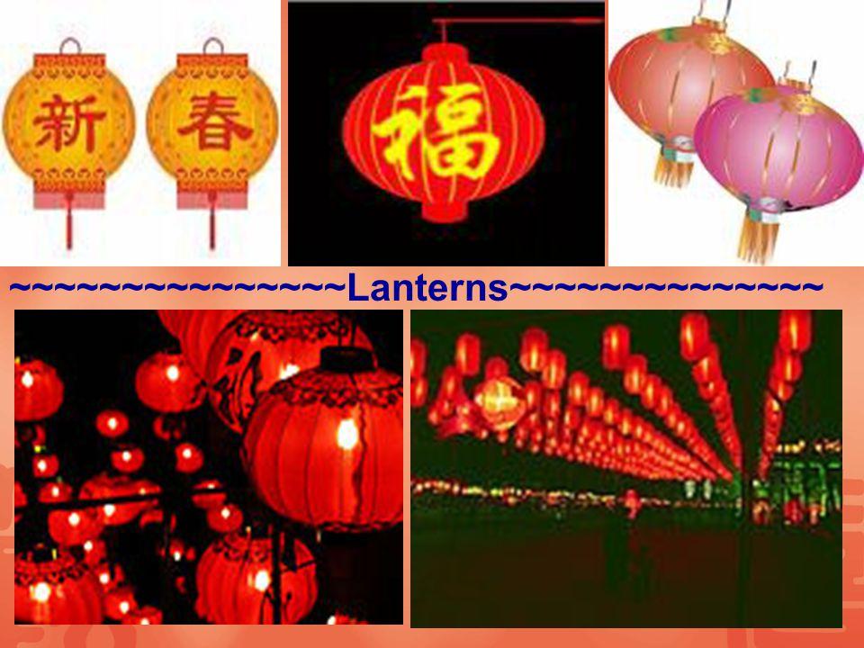 ~~~~~~~~~~~~~~~Lanterns~~~~~~~~~~~~~~