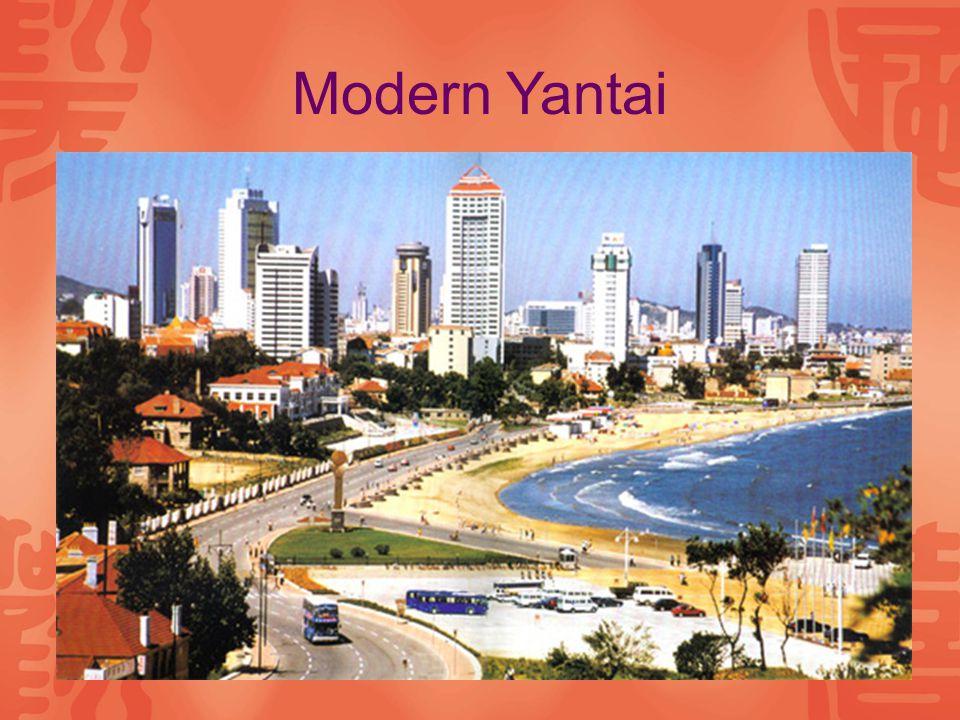 Modern Yantai