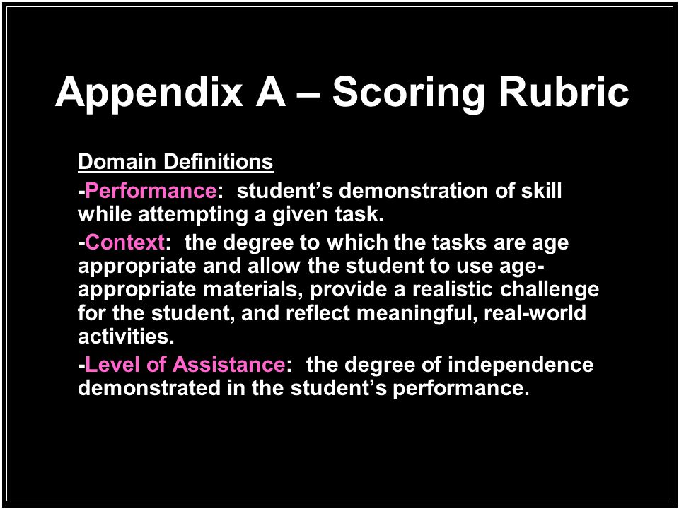 Appendix A – Sample Entry Geometry – Relationships Between Two- and Three- Dimensions Content Standard 4: Students will analyze characteristics and properties of 2- and 3- dimensional geometric shapes and develop mathematical arguments about geometric relationships.