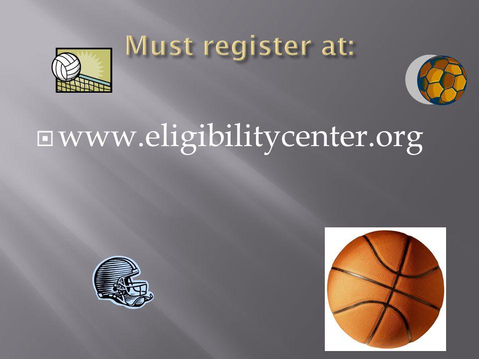  www.eligibilitycenter.org