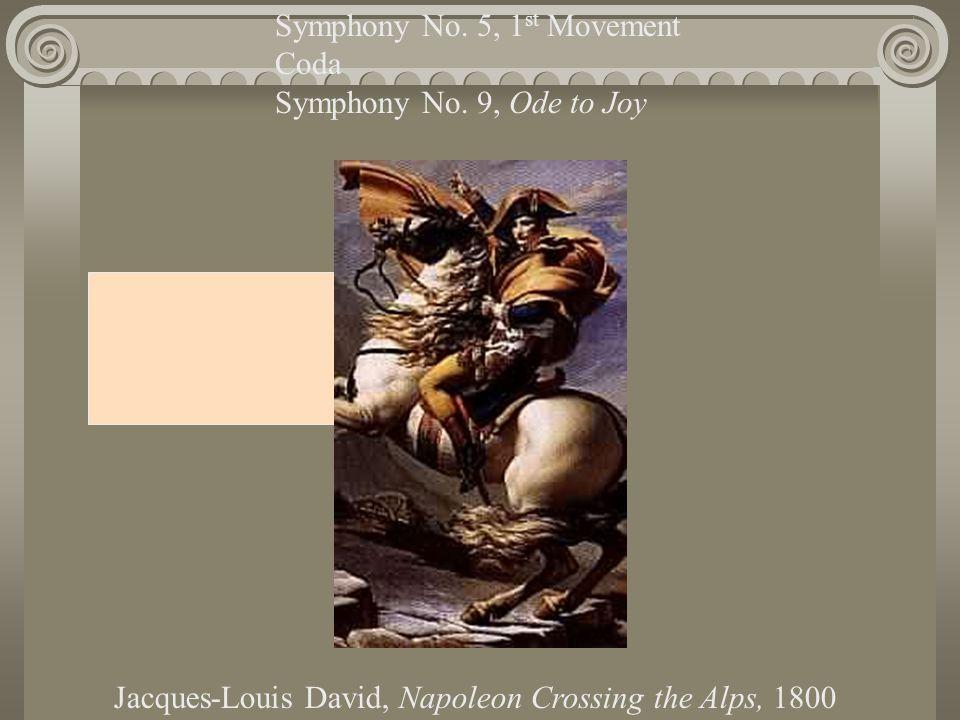 Symphony No.5, 1 st Movement Coda Symphony No.