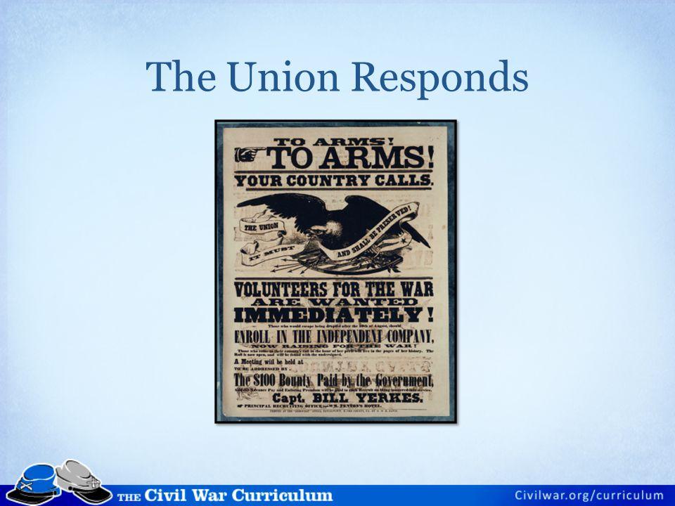The Union Responds