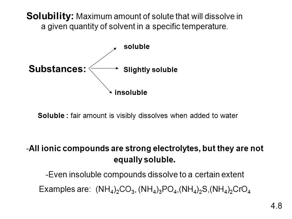 ACID: Arrhenius acid is a substance that produces H + (H 3 O + ) in water BASE: Arrhenius base is a substance that produces OH - in water 4.9 4.3 Acid-Base Reactions Ref: Raymond Chang Chemistry, Ninth Edition Figure 4.7,4.8 Page 128,129