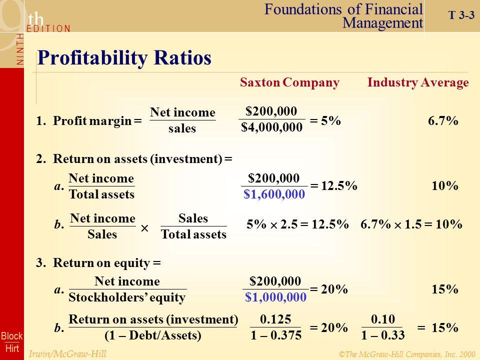 th 9 ©The McGraw-Hill Companies, Inc.