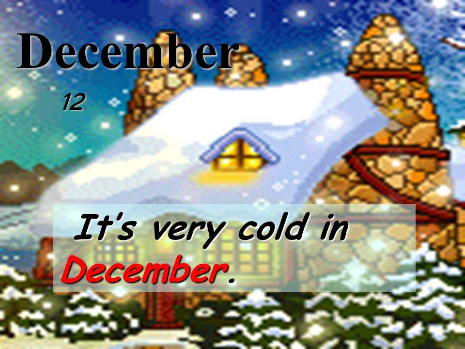 15 November 11 Winter is coming in November! Winter is coming in November!
