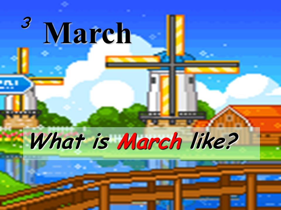 6 February Do you like February?