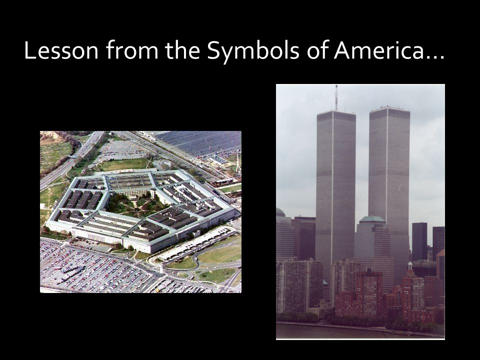 Lesson from the Symbols of America…