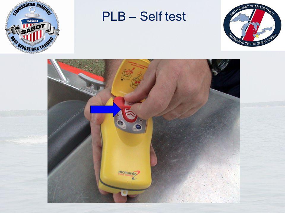 PLB – Self test