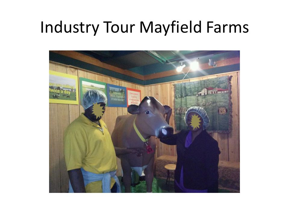 Industry Tour Mayfield Farms