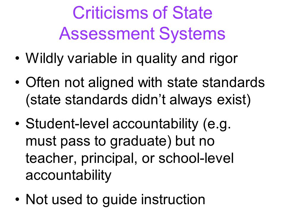 States must demonstrate their ability to: Intervene directly in low-performing schools and districts; Identify the lowest-performing schools; Implement one of four school intervention models: RTTT: Low-Achieving Schools  Turnaround  Restart  School Closure  Transformation