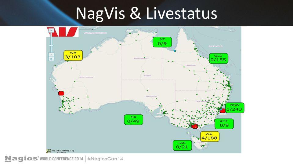 NagVis & Livestatus
