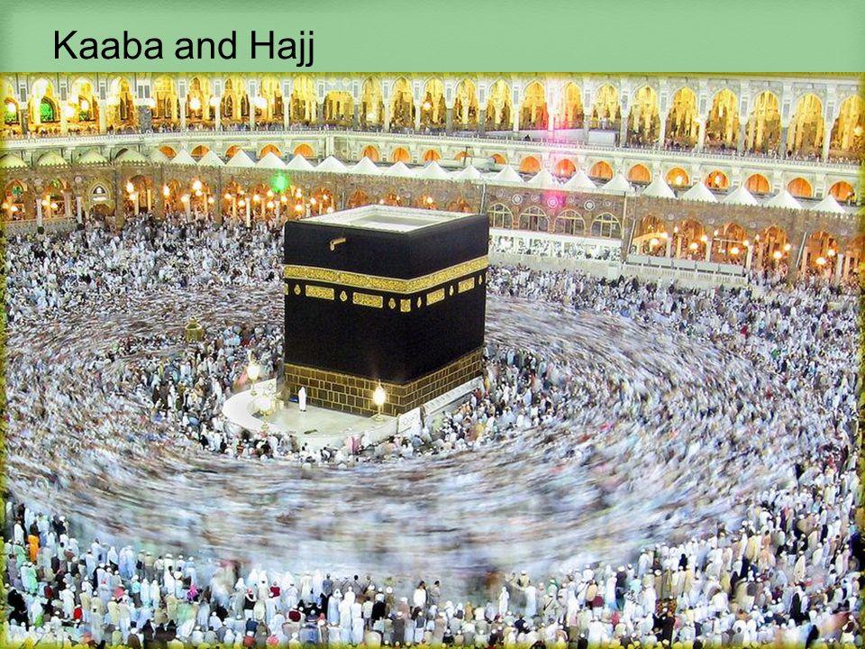 Kaaba and Hajj