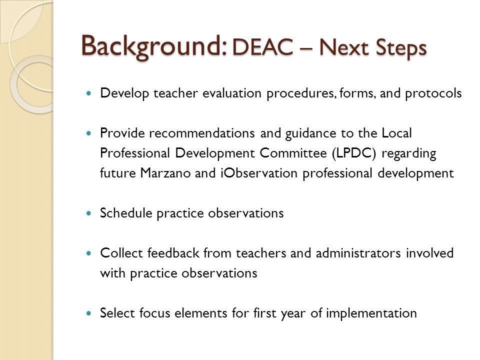 Snapshot of New System Measures of Teacher Practice