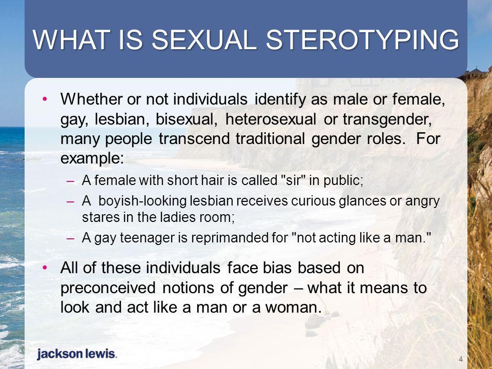 Transgender v.Sexual Orientation Enriquez v. West Jersey Health Systems (N.J.