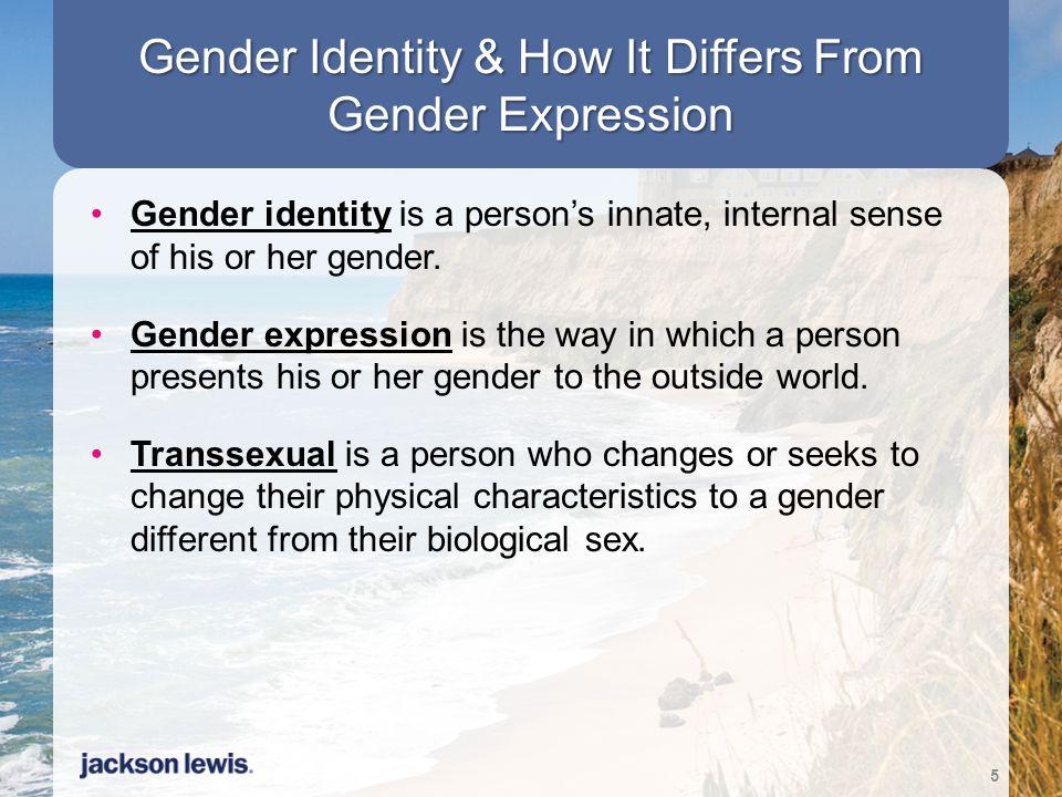 Transgender v.Sexual Orientation (Cont.) Enriquez v.