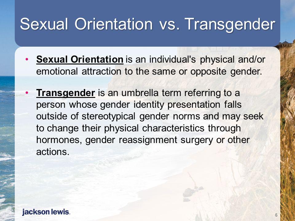 Post-Oncale Gender Stereotyping & Feminine Men Nichols v.