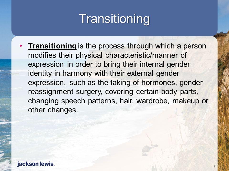 Post-Oncale Gender Stereotyping & Feminine Men (Cont.) Nichols v.