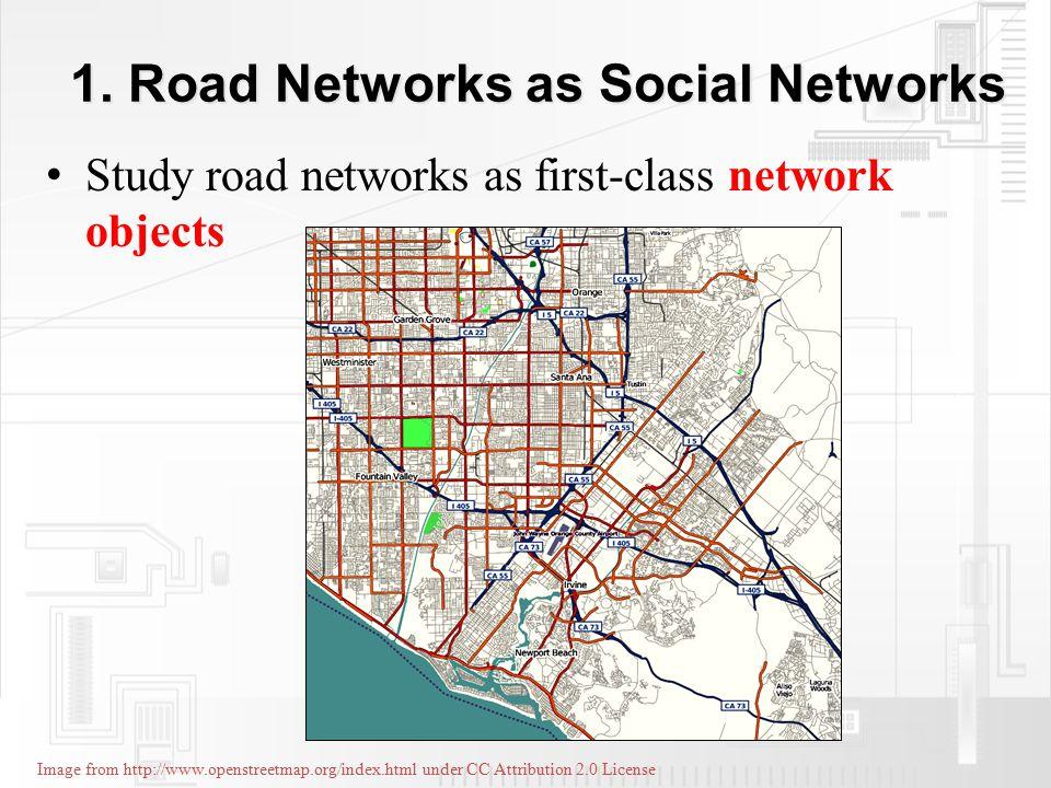 5. Metric Embeddings Study distance metrics in networks – Simplifications – Embeddings