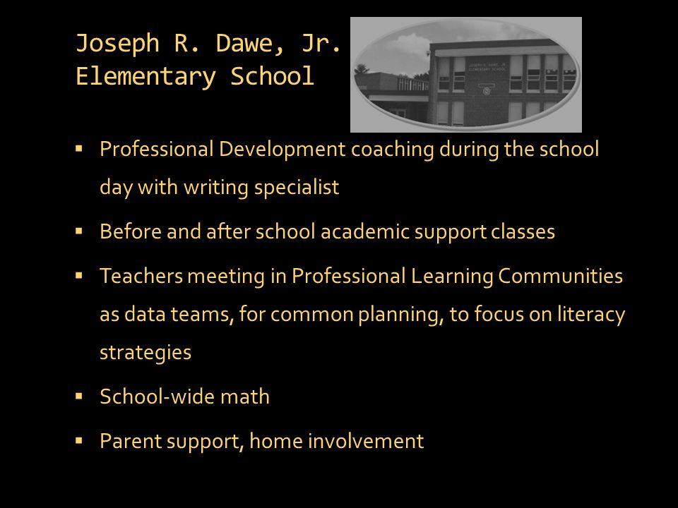 Joseph R. Dawe, Jr.