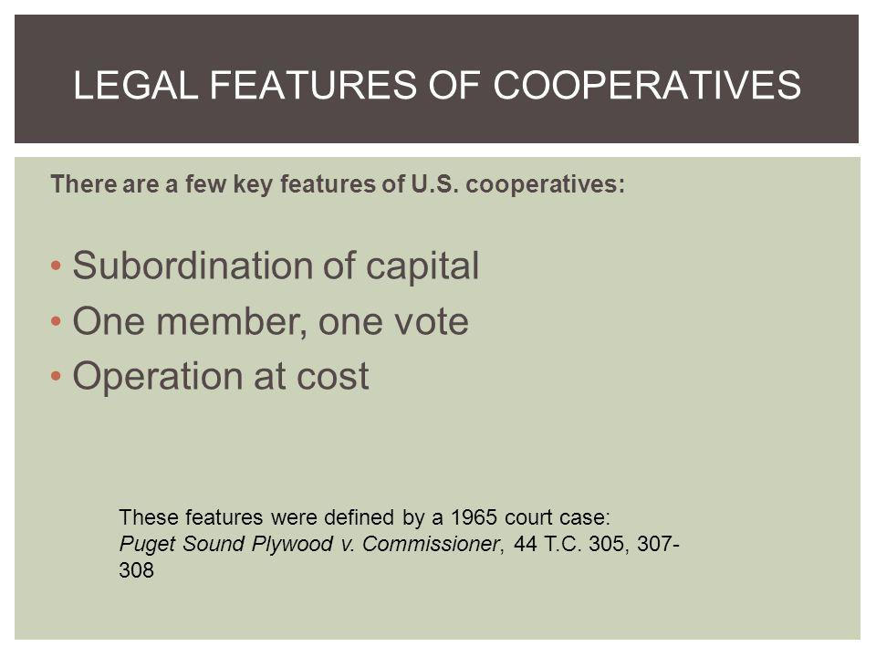 1.Voluntary and Open Membership 2. Democratic Member Control 3.