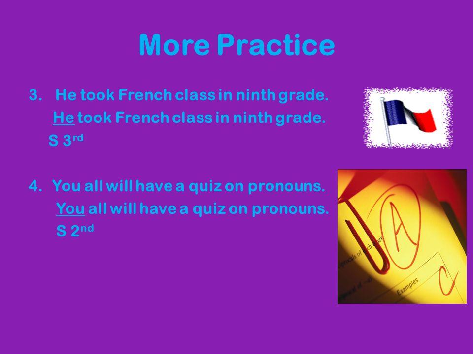 What is an object pronoun.