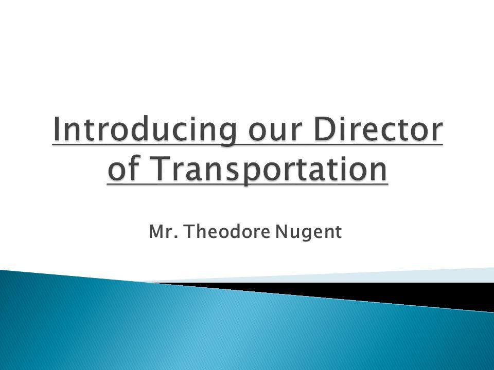 Mr. Theodore Nugent