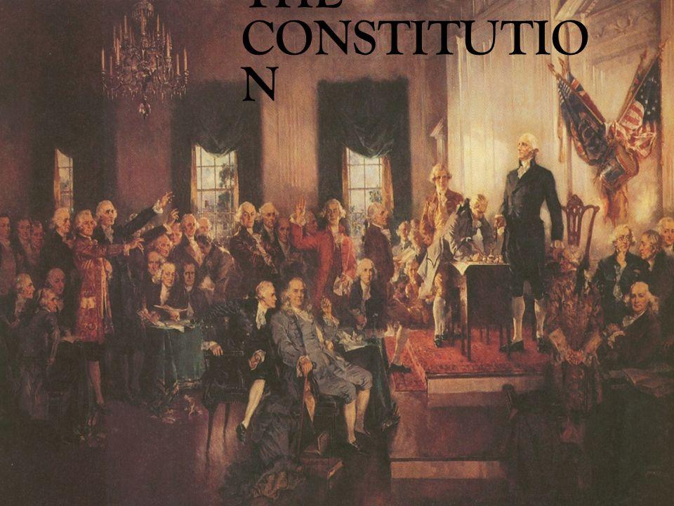 THE CONSTITUTIO N