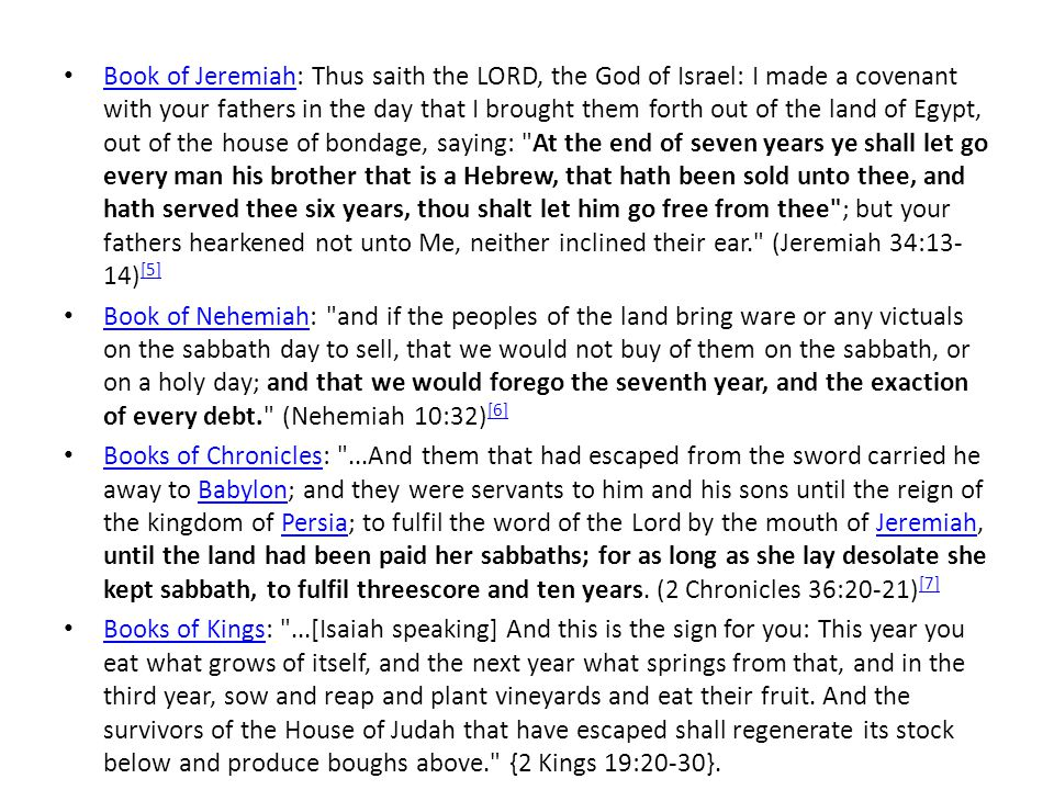 Year of Jubilee Read V8-23 Occurred once every 50 years; once in a lifetime!!.