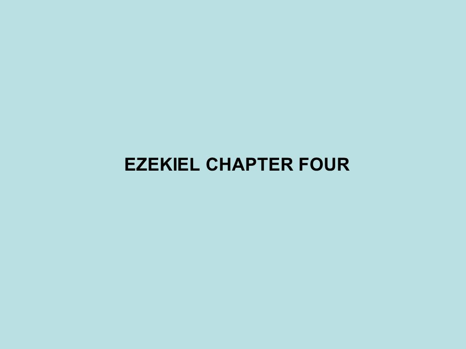 QUESTIONS:EZEKIEL 4:17 THE SIEGE OF JERUSALEM PORTRAYED 17that they may lack bread and water, and be dismayed with one another, and waste away because of their iniquity.