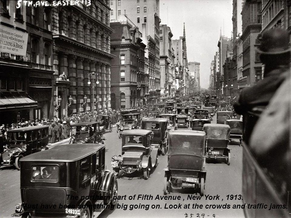 Manhattan, 1907.