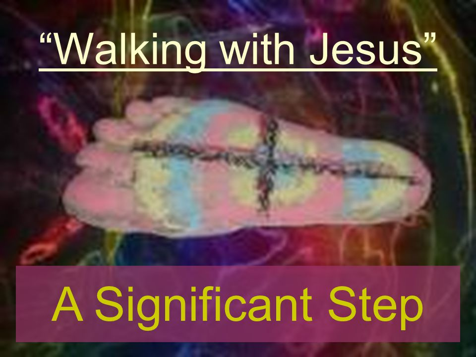 A Significant Step