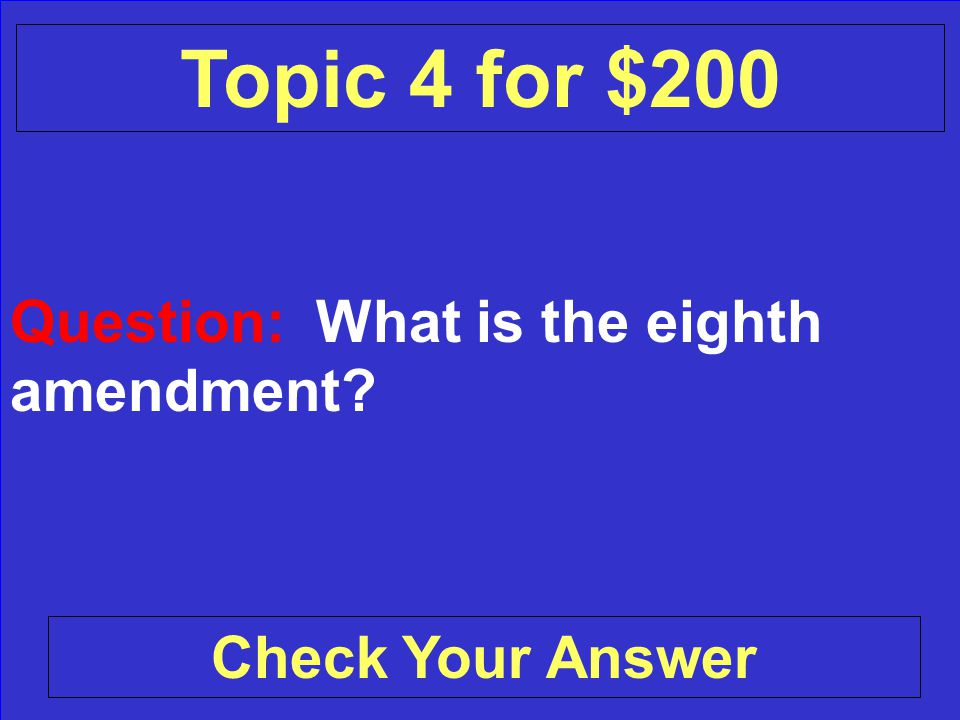 Answer: Jury Trial in Civil Cases: In most federal civil cases involving more than 20 dollars, a jury trial is guaranteed.