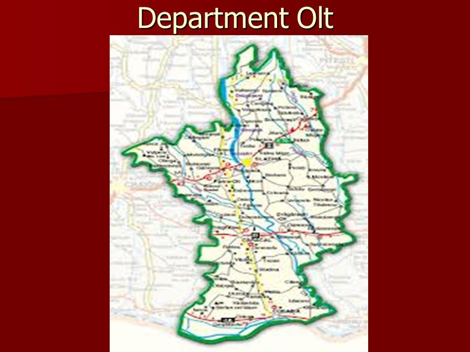 Department Olt