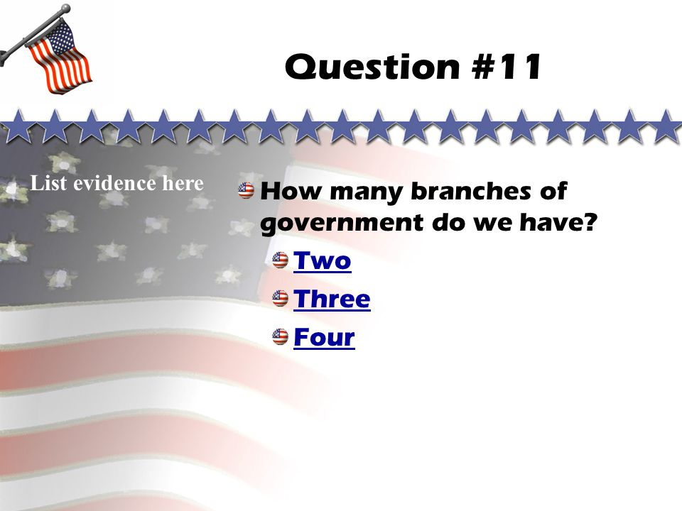 Question #10 Sorry, you are wrong! Go to correct answer