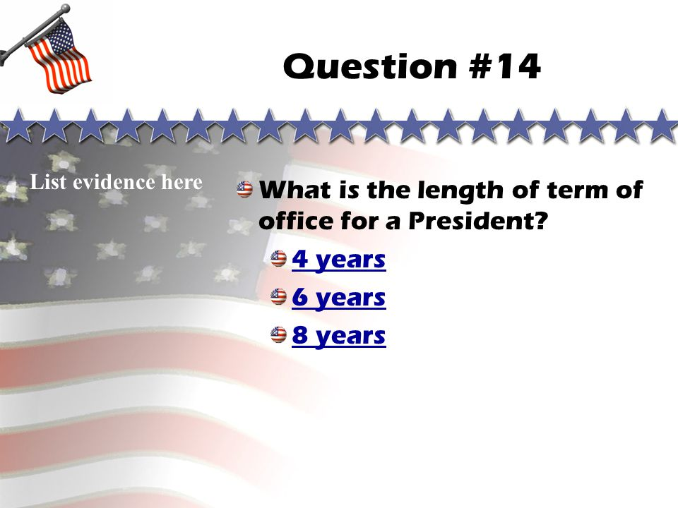 Question #13 Sorry, you are wrong! Go to correct answer